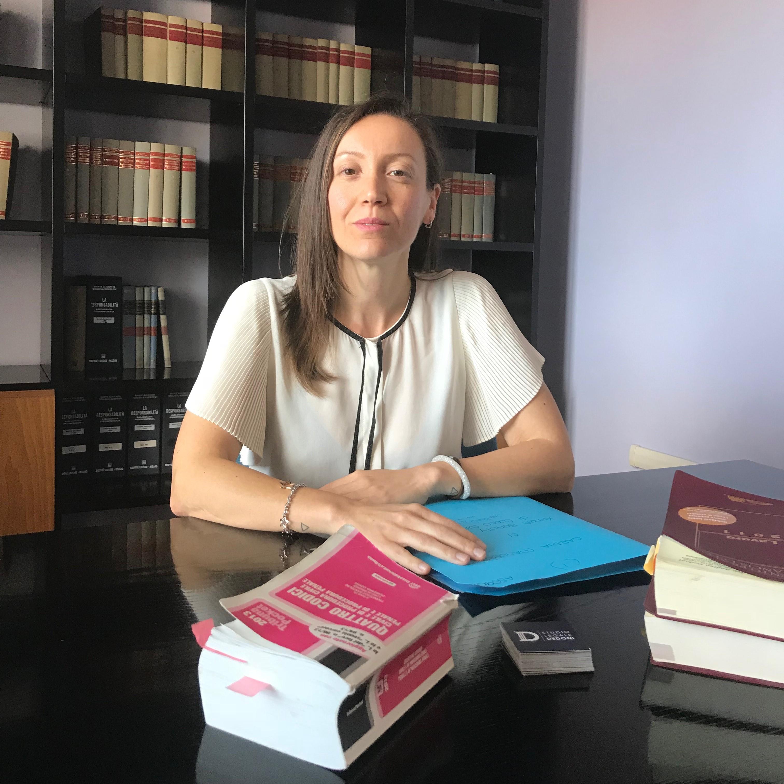Avv. Danila Furnari - Studio Legale Dedoni avvocati Cagliari
