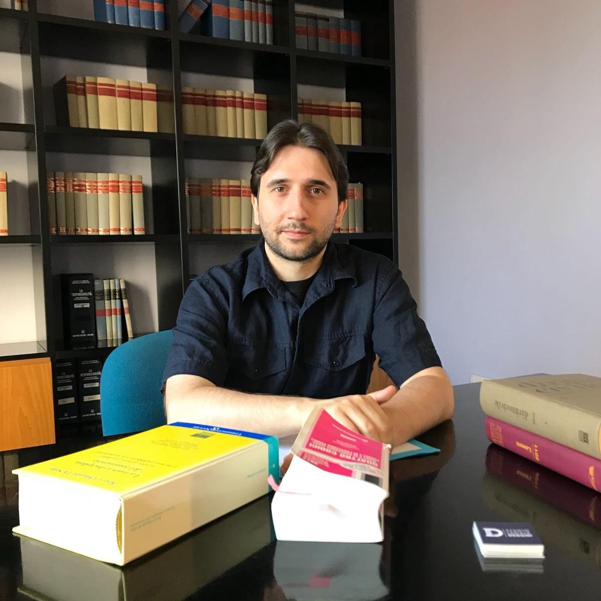 dott Giovanni Vigato - Studio Legale Dedoni - avvocati Cagliari