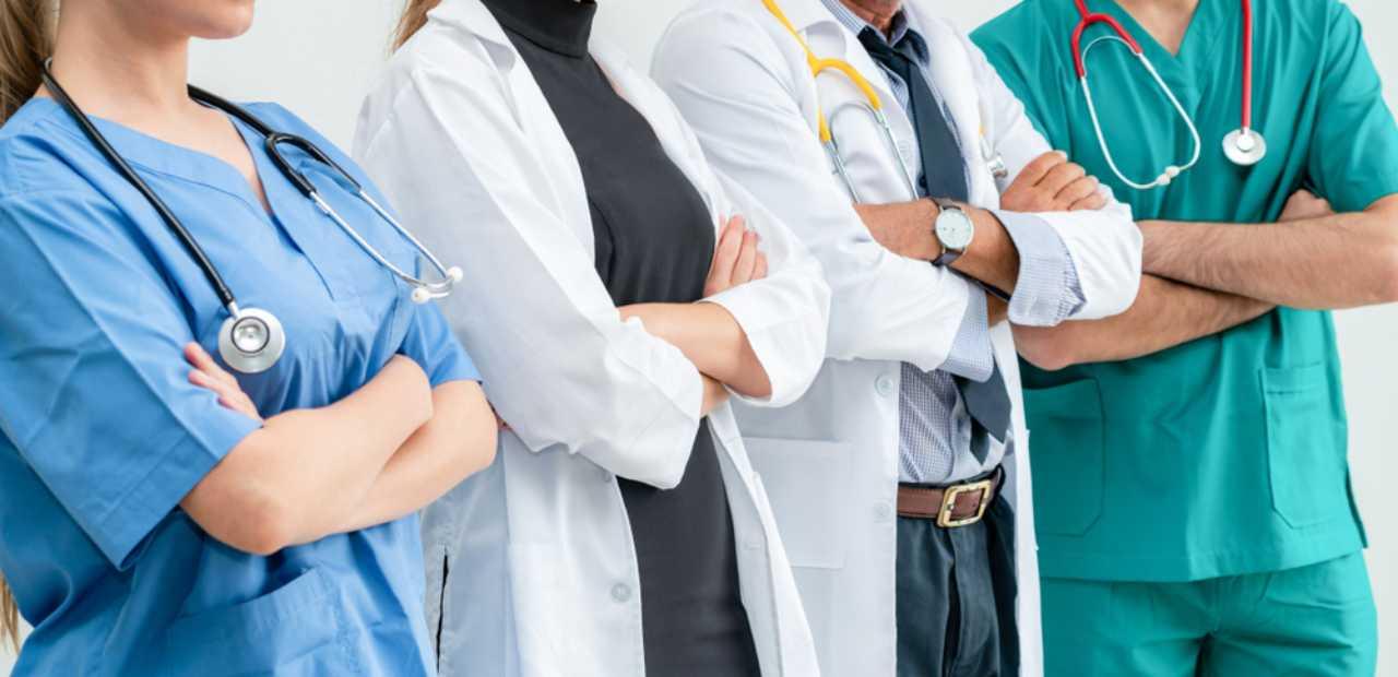 sospensione dal lavoro sanitari